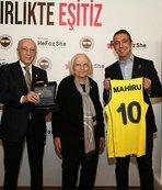 Fenerbahçe'den 8 Mart Dünya Kadınlar Günü kutlaması