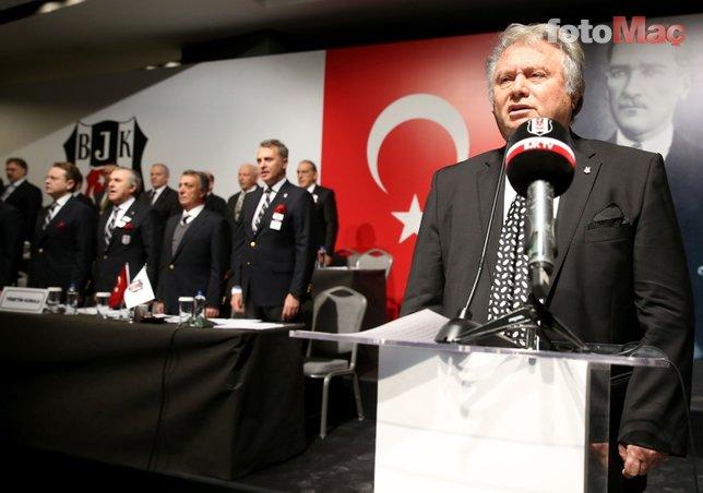 Beşiktaş'ta Yalçın Karadeniz açıklamalarda bulundu