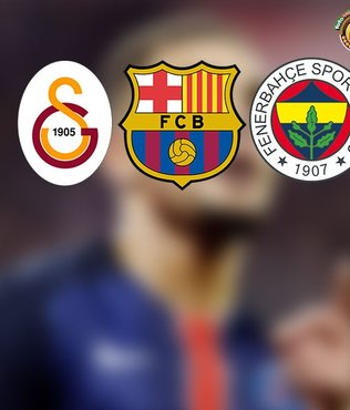 Galatasaray ve Fenerbahçe'ye transfer ambargosu! Barcelona...