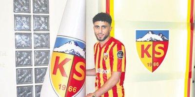 Bilal Kayseri'de