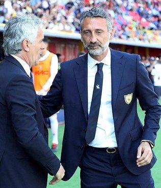 Bologna'da teknik direktör Donadoni ile yollar ayrıldı