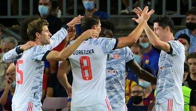Barcelona - Bayern Münih: 0-3 (MAÇ SONUCU - ÖZET) | UEFA Şampiyonlar Ligi