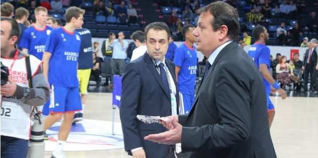 Ergin Ataman'dan Obradovic'e mesaj
