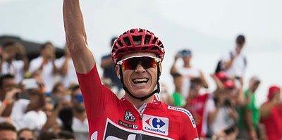 Ünlü bisikletçi Froome'da doping çıktı