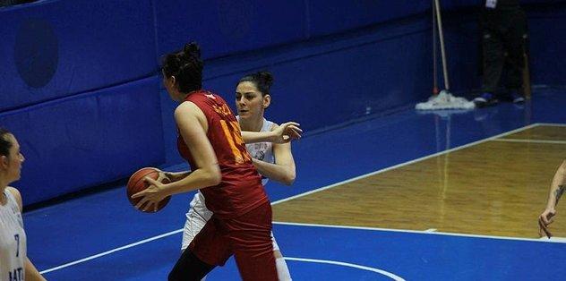 Hatay Büyükşehir Belediyespor 62-63 Galatasaray   MAÇ SONUCU