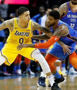 Los Angeles Lakers, Oklahoma City Thunder'ı uzatmalarda devirdi