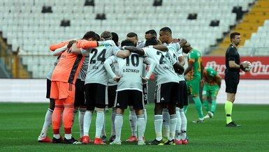 Beşiktaş 3-0 Alanyaspor | MAÇ SONUCU