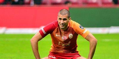 Galatasaray'a Eren'den kötü haber