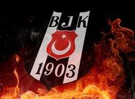 Beşiktaş'ta kriz... 4 futbolcu isyan etti!İşte o isimler...