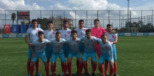 Türkiye 1 - 1 Rusya