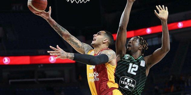Galatasaray Doğa Sigorta deplasmanda EWE Baskets'le karşılaşacak