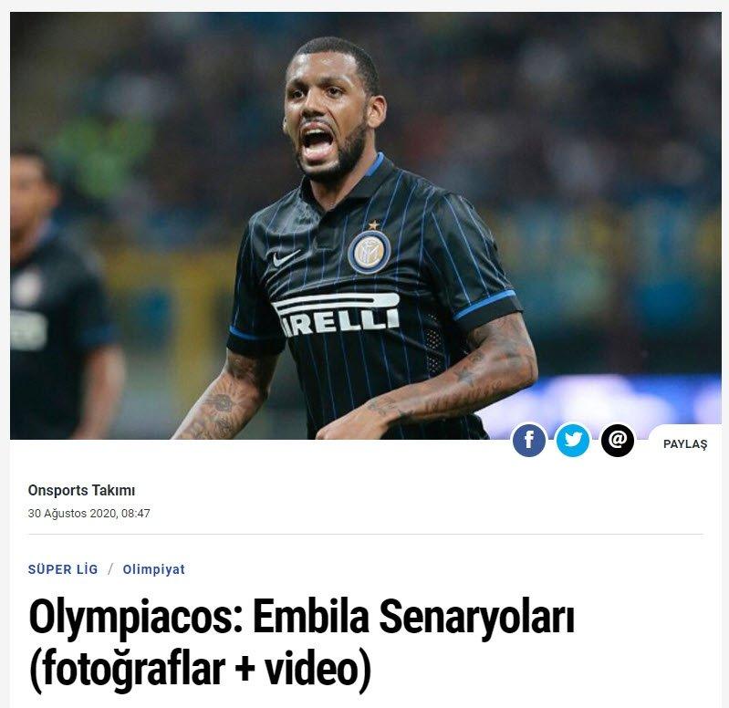 galatasarayin transfer hedefi mvila elden kaciyor yeni takimi 1598779783310 - Galatasaray'ın transfer hedefi M'Vila elden kaçıyor! Yeni takımı...