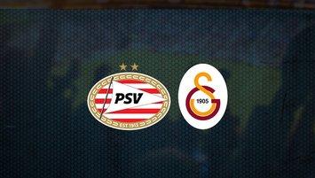 PSV - Galatasaray maçı saat kaçta ve hangi kanalda?