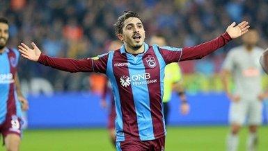 Son dakika spor haberi: Trabzonspor'da Abdulkadir Ömür sahalara döndü