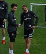 Beşiktaş'ta Osmanlıspor maçı hazırlıkları başladı