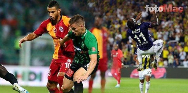 Ve bileti kesildi! Türkiye'ye geliyor... Galatasaray Fenerbahçe son dakika transfer haberleri