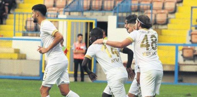 Kardemir Karabükspor - Osmanlıspor: 0-4