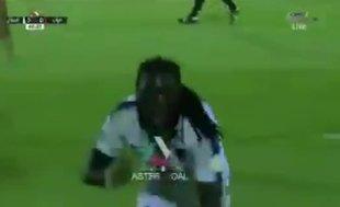 Bafetimbi Gomis Al Hilal'de ilk golünü attı