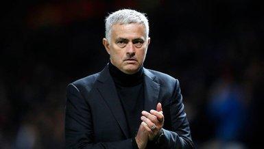 Son dakika spor haberleri: Jose Mourinho Roma ile 3 yıllık sözleşme imzaladı