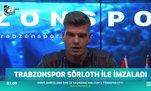 Trabzonspor Sörloth ile imzaladı