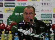 İşte Fatih Terim'in Bursaspor maçını çeviren konuşması