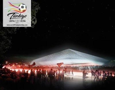 EURO 2016 stadlarımız