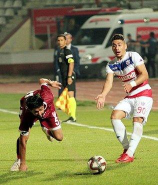 Tetiş Yapı Elazığspor, Kardemir Karabükspor'u 4-0 mağlup etti