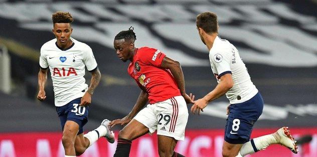 Tottenham 1-1 Manchester United | MAÇ SONUCU - Futbol -