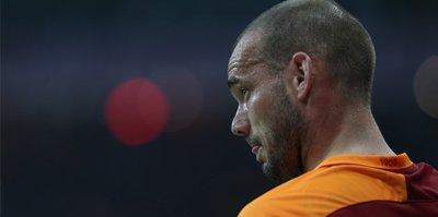 Sneijder'den flaş açıklama