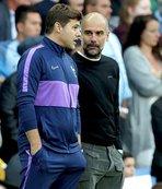 Manchester City ile Tottenham yenişemedi
