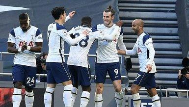 Tottenham - Burnley: 4-0 (MAÇ SONUCU - ÖZET)