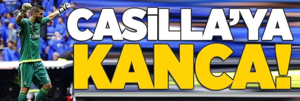 Casilla'ya kanca