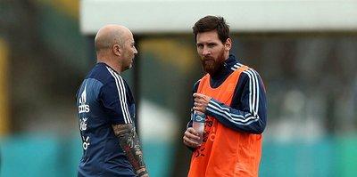 Arjantin'de Messi şoku!
