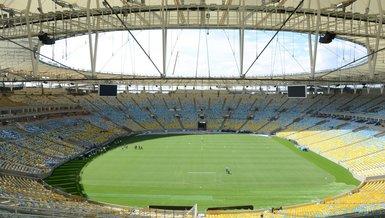 Maracana Stadı hastalara açılacak