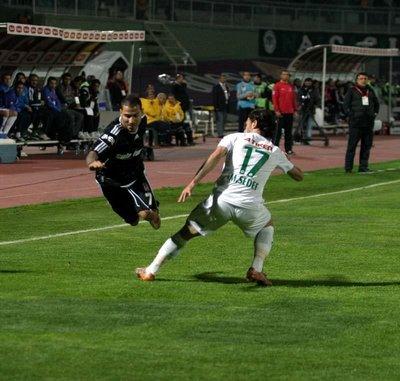 Konyaspor - Beşiktaş ( Süper Toto Süper Lig 30. hafta )
