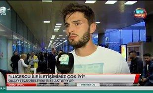Okay Yokuşlu ve Serdar Gürler'den A Spor'a özel açıklamalar