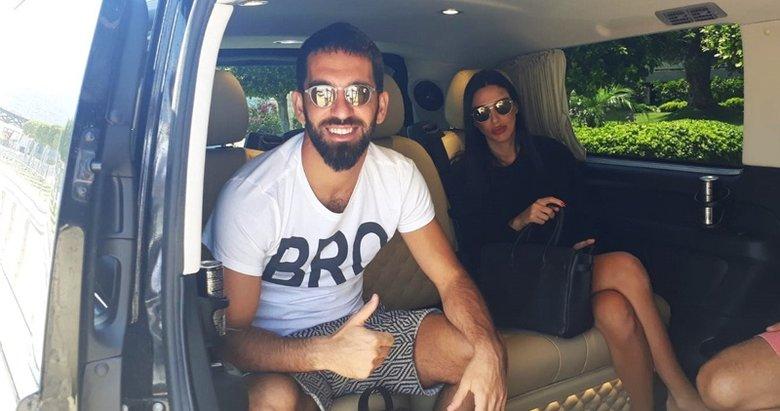 Gündemi sallayan transfer haberi! Arda Turan için görüşmeler başladı | Son dakika haberleri