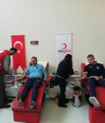 Medipol Başakşehir'den 'Kan ver hayat kurtar' kampanyasına destek