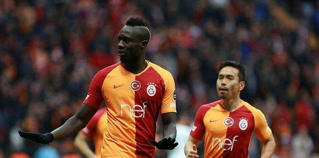 Galatasaray'da Mbaye Diagne'nin yeni takımı belli oldu!