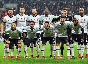 İşte Beşiktaşın Leipzig maçı kadrosu