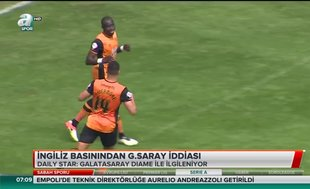 İngiliz basınından Galatasaray iddiası
