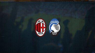 Milan - Atalanta maçı ne zaman, saat kaçta ve hangi kanalda canlı yayınlanacak? | İtalya Serie A