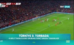 Türkiye 3. torbada