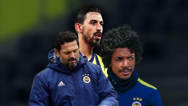 Erol Bulut'tan Gustavo ve İrfan Can Kahveci kararı! İşte Fenerbahçe'nin Antalyaspor maçı 11'i #