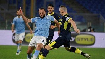 Lazio Vedat Muriqi'nin kafasıyla hayat buldu!