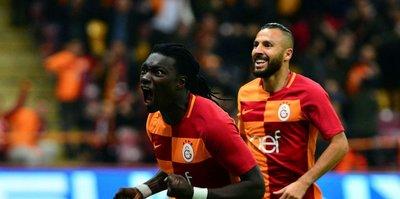 Galatasaraylı yıldıza kırmızı kart
