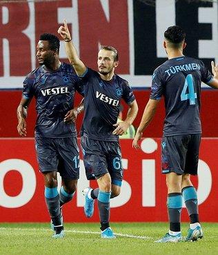 Trabzonspor'a Abdulkadir Parmak müjdesi