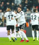 Beşiktaş'ta ilk yarıda öne çıkanlar