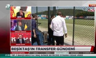 Beşiktaş'tan transfer bombası! | Video haber