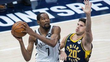 Durant'ten Pacers potasına 42 sayı!